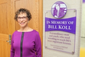 Sandy Stevens, Bill Knoll