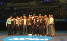 Wartburg National Champs