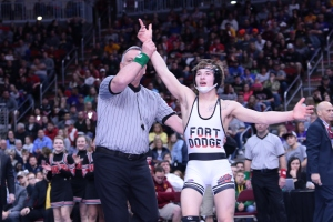 Triston Lara fort dodge 3a
