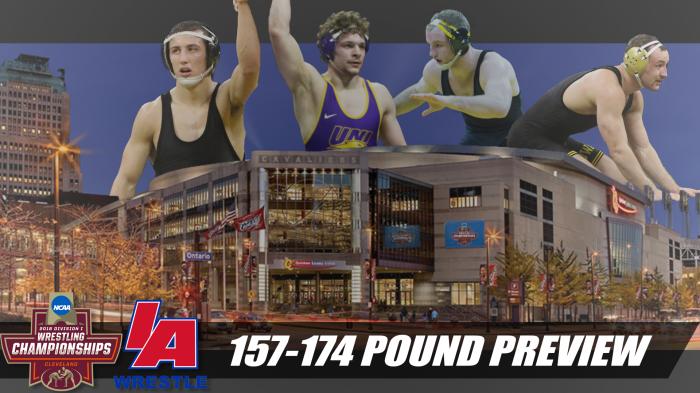 NCAA Preview 157-174