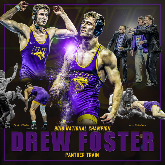 Drew Foster National Champion - Nic Ryder